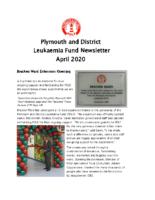 PDLF NEWSLETTER April 2020