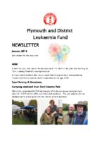 PDLF Newsletter January 2018
